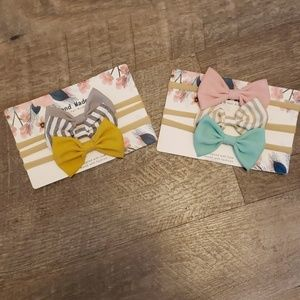 Other - Baby girl heandband bows